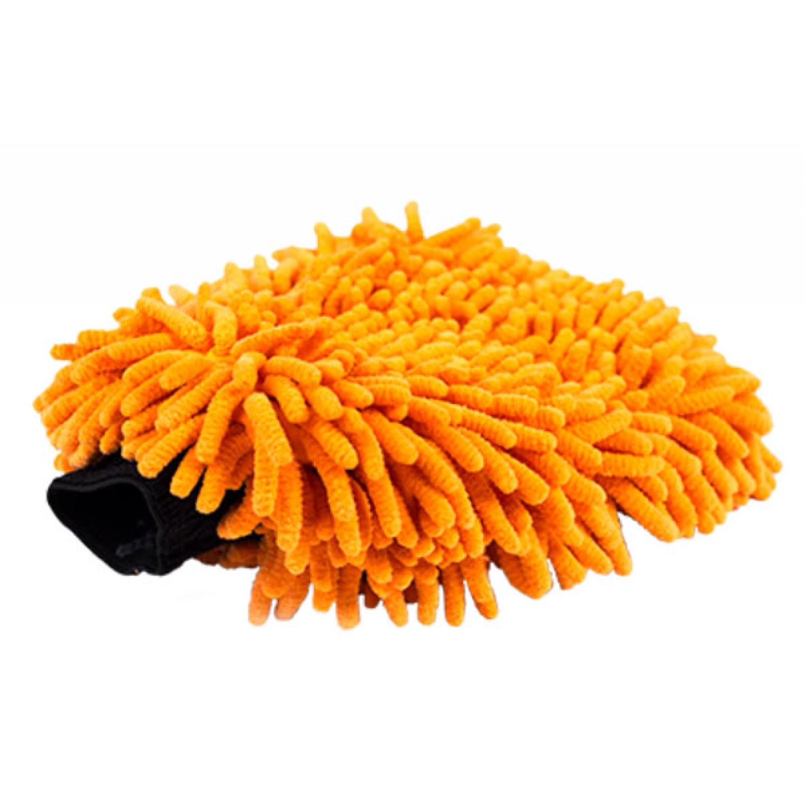 Washandschoen Microvezel Groot (Orange)