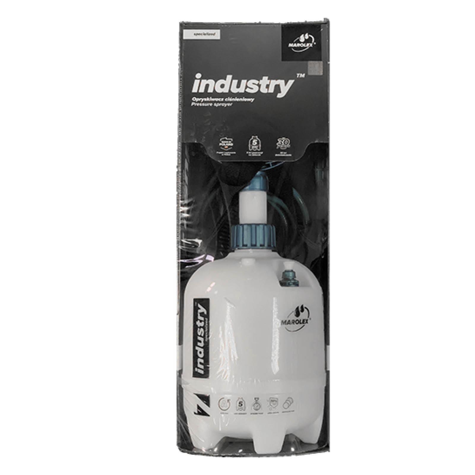 Marolex Industry EPDM Alkaline drukpomp 7 liter