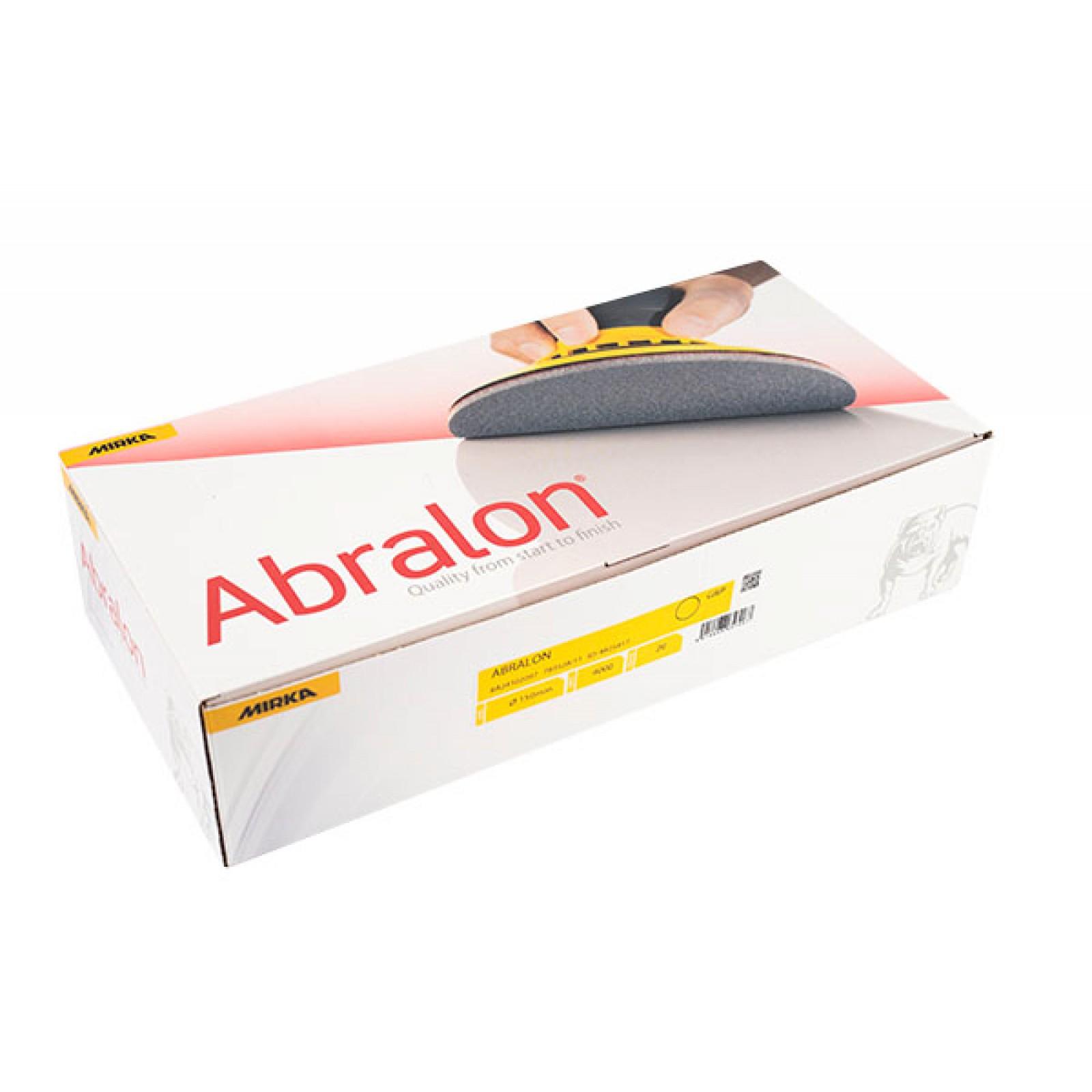 Abralon schuurschijven 150mm
