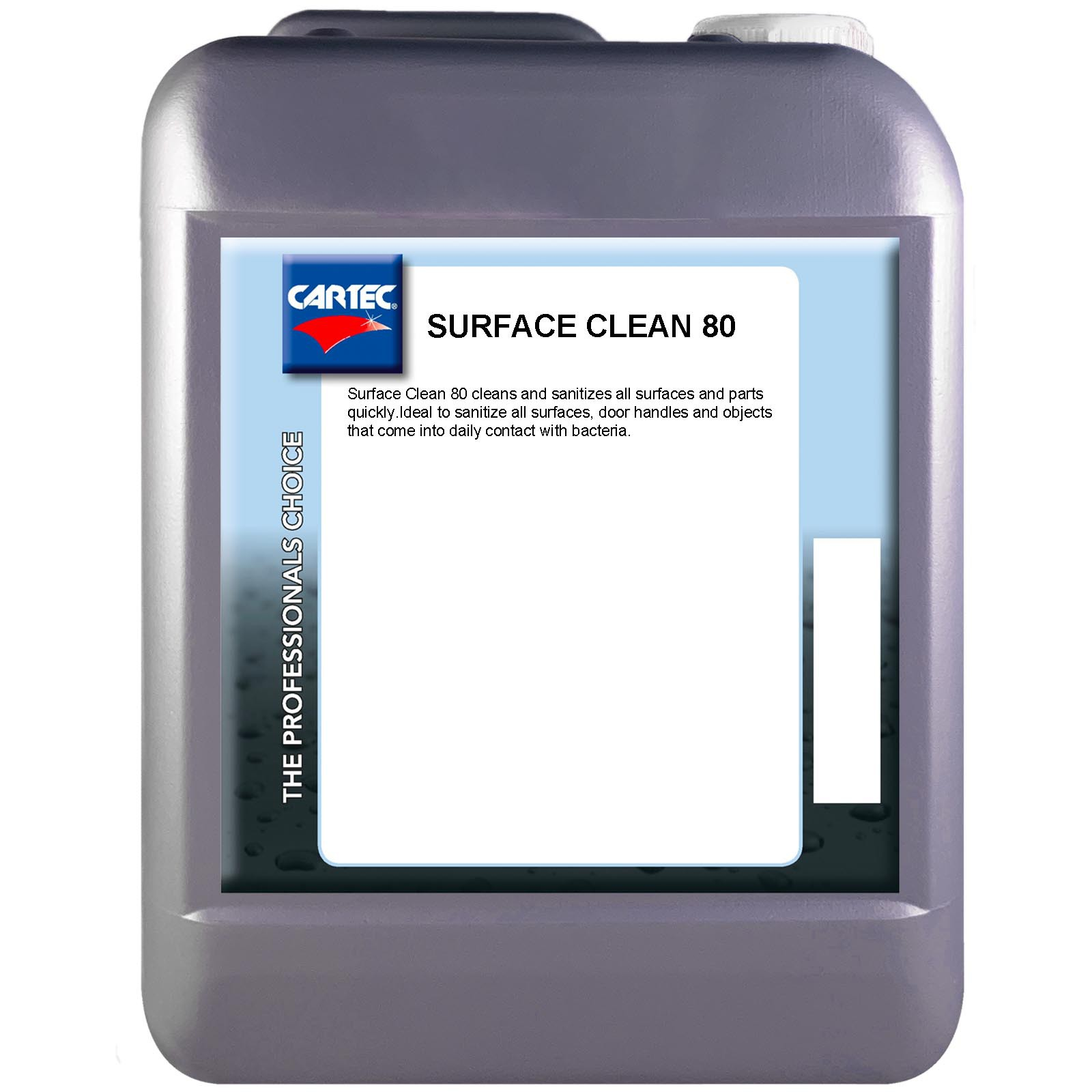 Surface Clean 80
