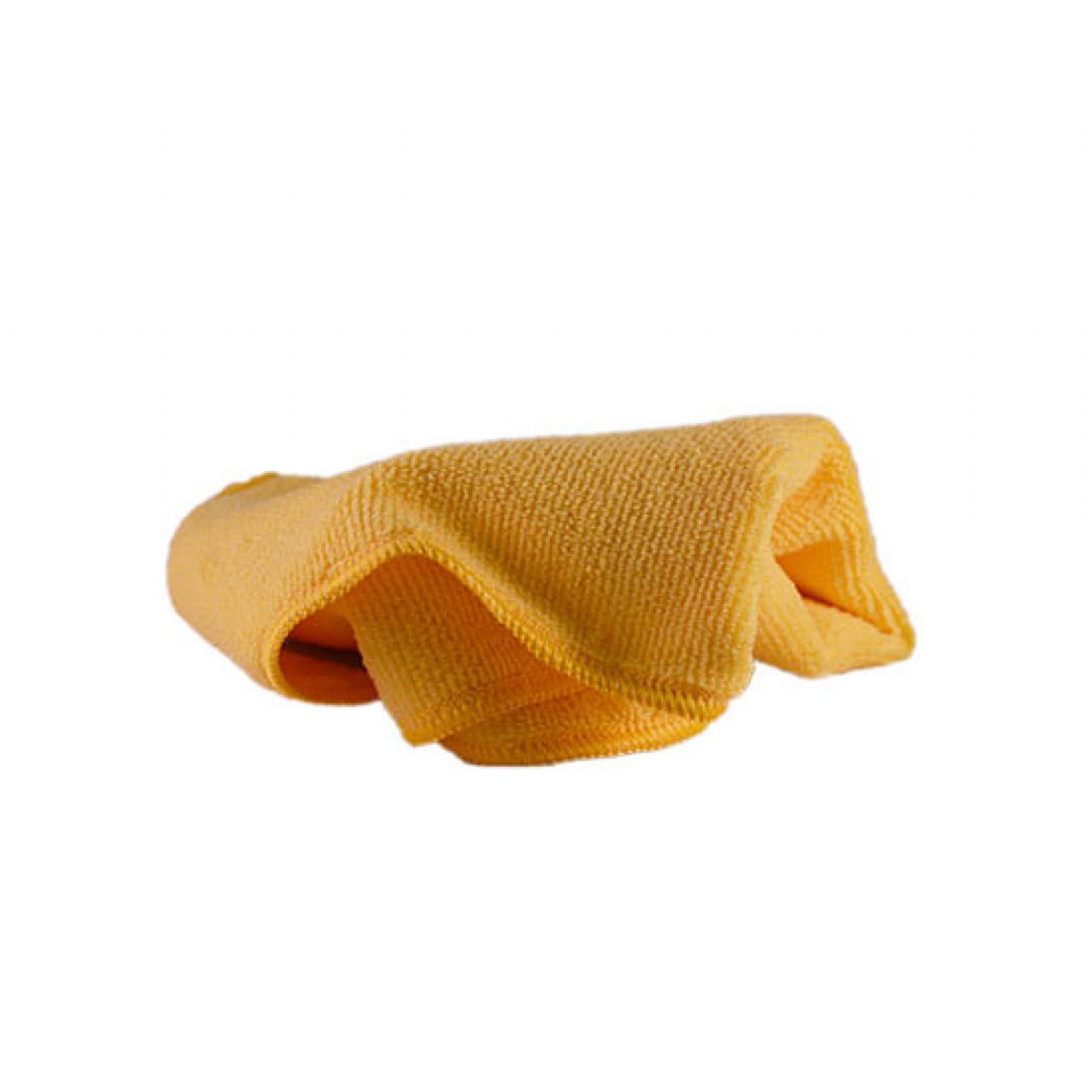 Microvezeldoeken Geel 40*40 48 gr