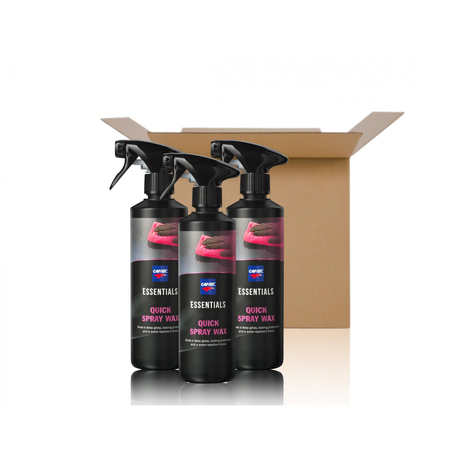 Essentials Quick Spray Wax