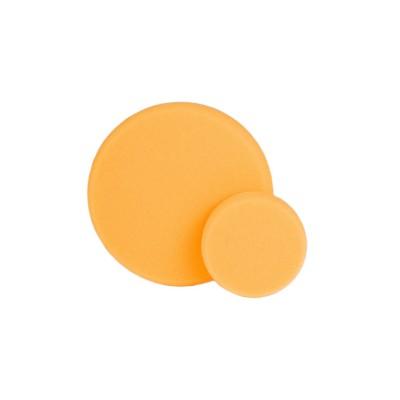Refinish Polijstpad Foam roterend, medium, geel