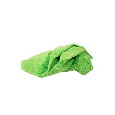 Microfiber Ultra-Soft Cloths - Green
