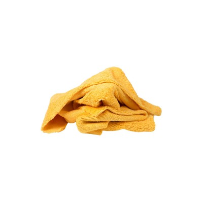 Microfiber Ultra-Soft Cloths - Yellow