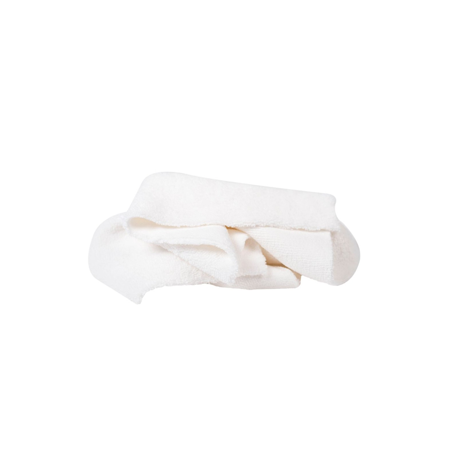 Microfiber Ultra-Soft Cloths - White