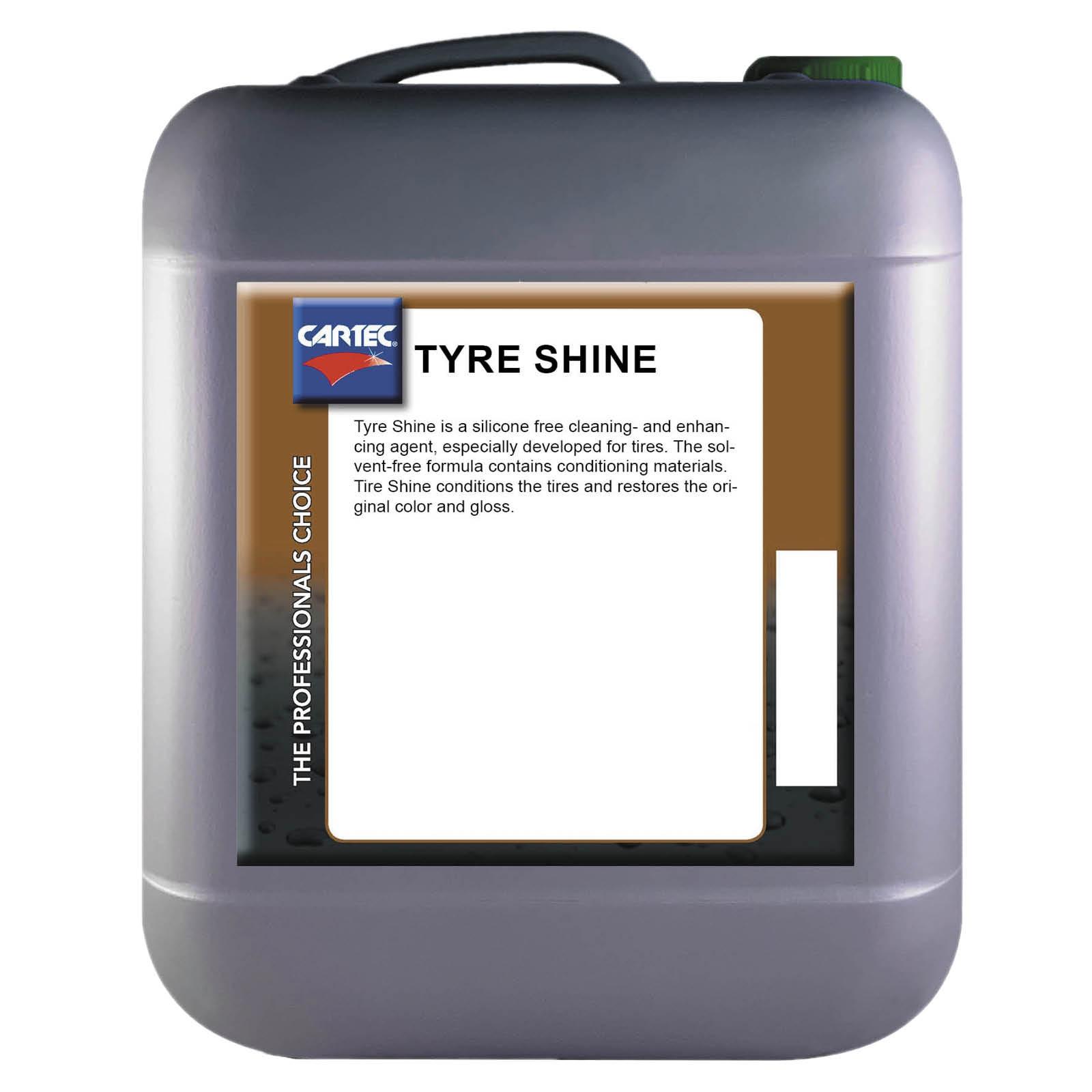 Tyre Shine