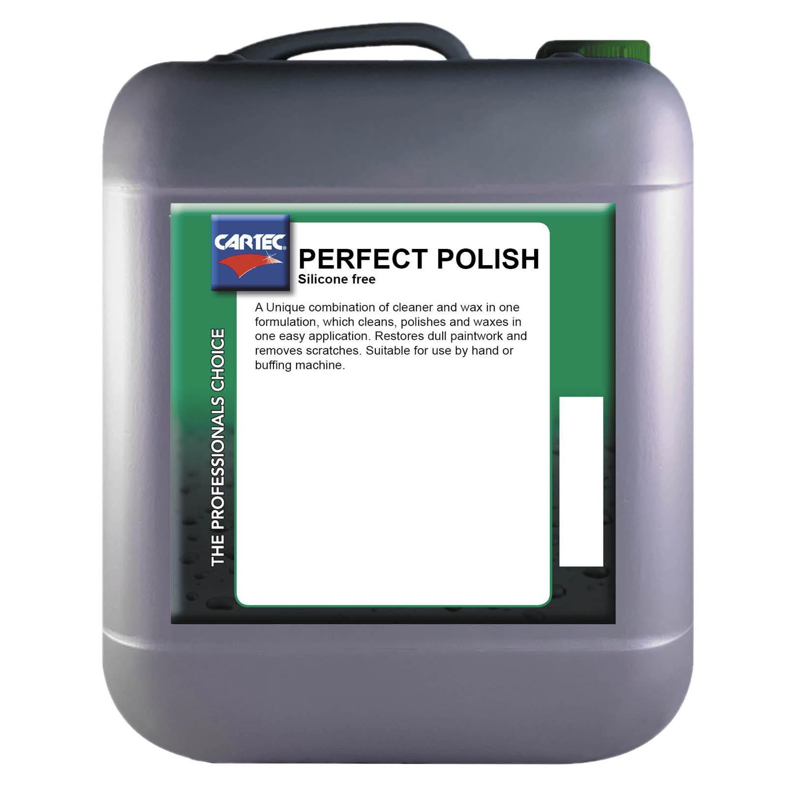 Perfect Polish (Silicone Free)