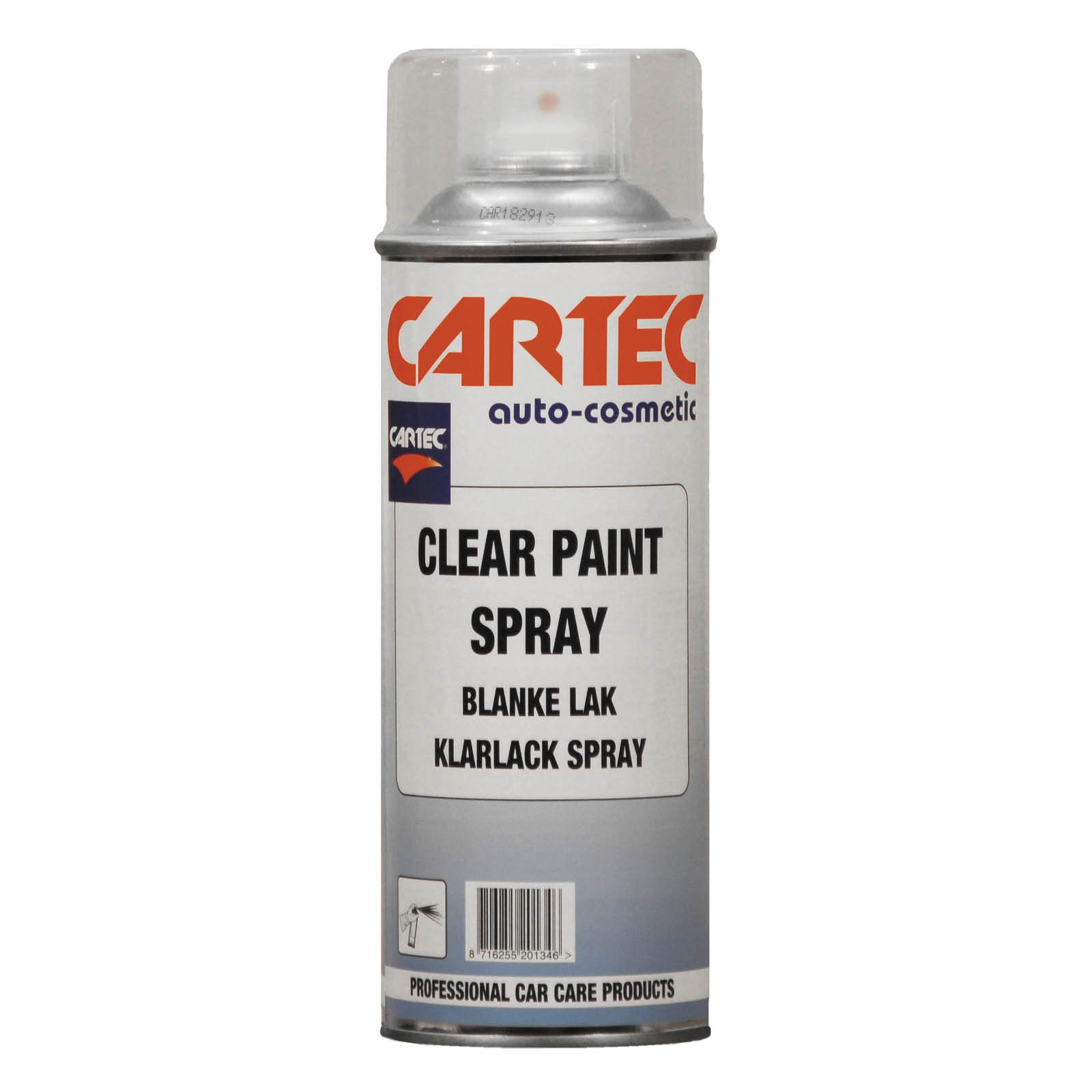 Clear Paint Spray