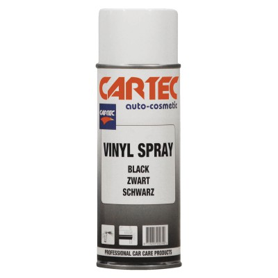 Vinylpaint Spray (Black)